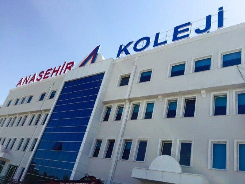 Anaşehir Koleji Etimesgut Bağlıca