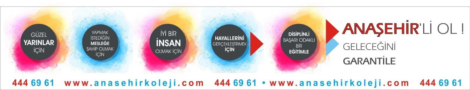 Özel Anadolu Lisesi