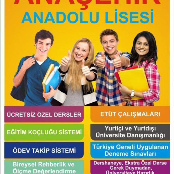 Etimesgut Anadolu Lisesi